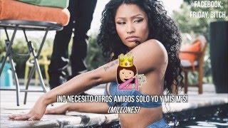 Nicki Minaj - Down In The DM (Remix) [Español]