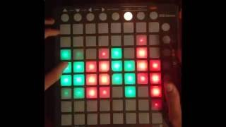 Martin Garrix and MOTi - Virus (How About Now) (Remastered Voltapix Launchpad Cover)
