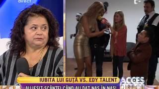 Războiul dintre iubita lui Nicolae Guță și Edy Talent abia acum începe!