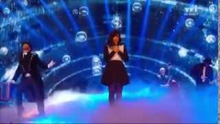 Indila interprète en direct  Dernière Danse AWARDS 2014