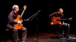 Miroslav Dominic & Matija Opacak (Gala Guitarras) live playing H. Mancini's Pink Panther