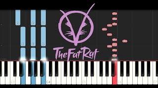 The Fat Rat - Unity (Piano Tutorial)