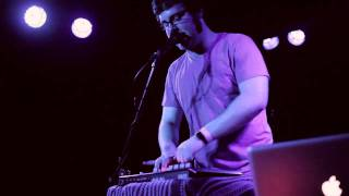 BATHS - The Nothing - live Seattle WA 3-1-11