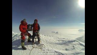 Proyecto 7 Cumbres. Grupos de ANTIS OUTDOOR® en el Kilimanjaro, Elbrus y Denali