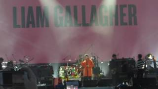 Liam Gallagher - Rock N Roll Star [1/2] (Live at One Love Manchester)
