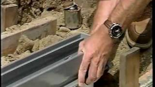 How to Install a Channel Drain for the DIY Project: Yard Drainage Solutions