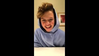 Millie Bobby Brown comments on Jacob Sartorius livestream