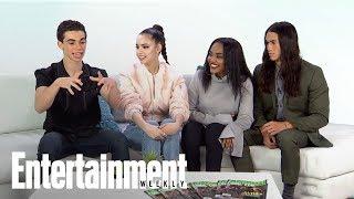 'Descendants 2' Cast On The Cliffhanger Ending, 'Descendants 3' Predictions   Entertainment Weekly