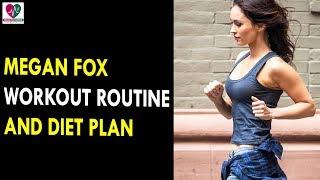 Megan Fox Workout Routine & Diet Plan    Health Sutra - Best Health Tips
