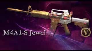 Nova Vip M4A1 S Jewelry - CF AL