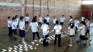 Dança Circular Carlos Rodrigues - Paideia - Bebedouro - Let`s Get Together