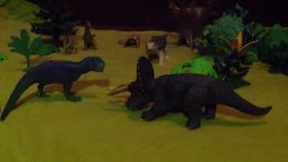 Baby Triceratops Story