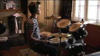 Kasabian - Man Of Simple Pleasures drum cover