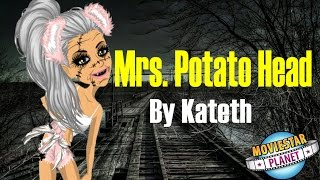 Mrs Potato Head! MSP! By kateth