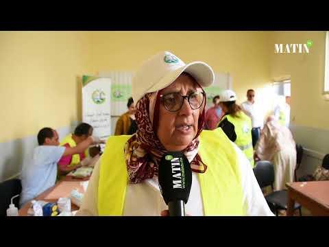Video : L'association Carrière Centrale organise une journée de sensibilisation à Casablanca
