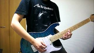 Adrastea - Night Gloria - Guitar Cover