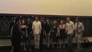 Gimme Gimme Gimme (A Man After Midnight)- Vassar Devils Final Concert 2010