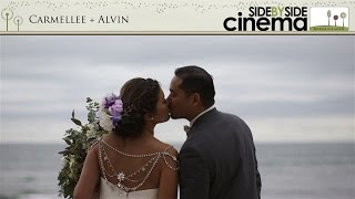 Carmellee + Alvin - Coronado Wedding Films