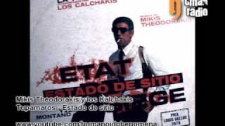09 - Theodorakis y Los Calchakis - Tupamaros (Libertadores)