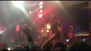 Alborosie - Herbalist (end) + Real Story (start) - Live @ Trezzo sull'Adda 26/3/2010