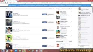 One-Click Accept all Facebook friend request