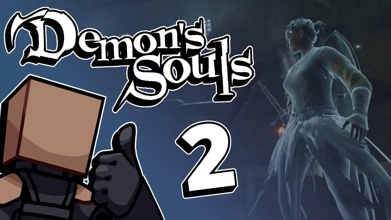 Snake Plays - Snake Plays: Demon's Souls (PS5) pt. 2