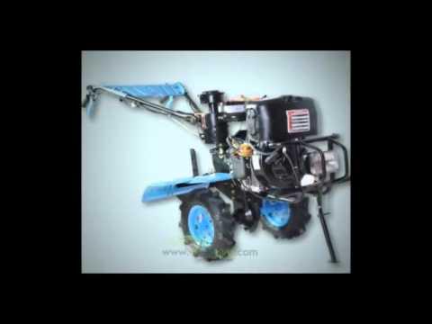 Galilee GDT 505 E Dizel Motorlu Çapa Makinası | iKiTiKLA.COM  |  Galilee GDT 505 E