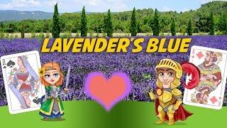 Lavender's Blue | Free Nursery Rhymes [Karaoke with Lyrics]