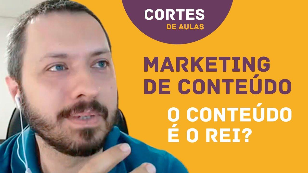 Capa da aula Marketing de Conteúdo