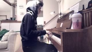 """Revenge"" Piano Cover - XXXTENTACION"