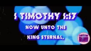 1 Timothy 1:17
