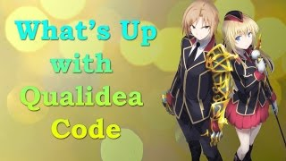 [Review & Rant] What's Up With Qualidea Code?