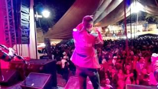 Suspiros y Árboles de la barranca -La Prendidisima Banda Perla De Jerez 2016