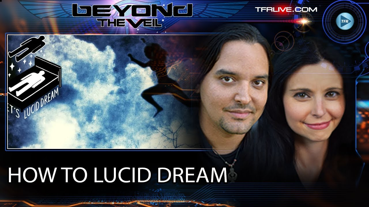 How to Lucid Dream with guest David Jay Brown