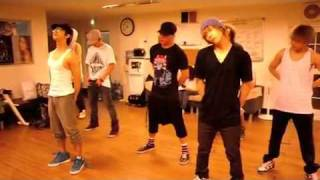 BEAST/B2ST - Imma Be Dance Practice