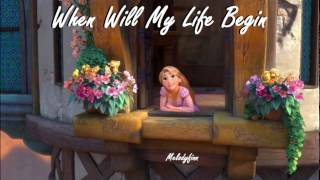 When Will My Life Begin (Cover)