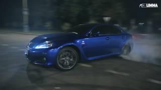 Sparobeatz - Ali Baba (Mercedes CLS63 vs Lexus IS-F Drift Video By LIMMA)