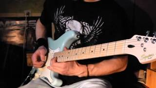 Comfortably Numb solo cover - Pink Floyd