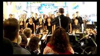 Orquestra Sinfônica Heliópolis e Coral da Gente em Mogi Guaçu 1