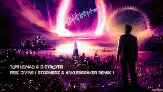 Tom Leinad & D-Stroyer - Feel Divine (Stormerz & Anklebreaker Remix) [HQ Preview]