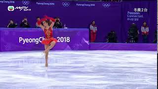 【平昌冬奧.15歲俄國滑冰美少女奪冠】