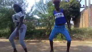 Nakikute [Official HD Dance  Video 2018] By Isma Mijagulo - Feffe Bussi Ft. VIP Jemo