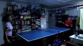 UCOTrack - High Speed Ping Pong at 240 fps