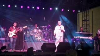 Little Joe Y La Familia live at Pharr Hubfest 2017 part 4