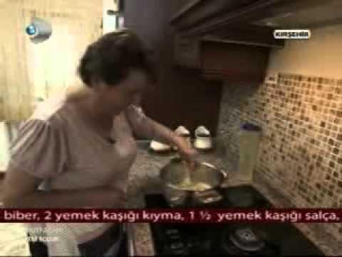 Kanal D Mutfagım - 1 Kasım 2012 - Kırşehir (Nurten Büyüksaraçoğlu) PART 1