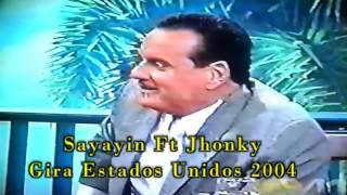 Jhonky Ft Sayayin En Estados Unidos 2004