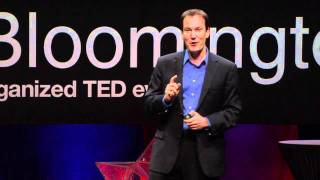 "TEDxBloomington - Shawn Achor - ""The Happiness Advantage: Linking Positive Brains to Performance"""
