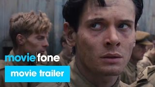 'Unbroken' Trailer #2 (2014): Jack O'Connell, Garrett Hedlund