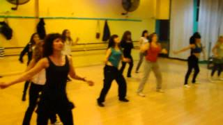Reggaeton Zafira Dance-Desafio
