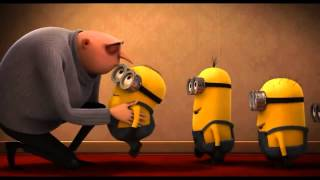 "Despicable Me - ""Goodnight Kiss"""